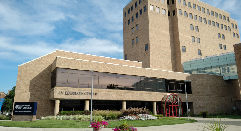 20. September 2019: Vortrag an der Grand Valley State University